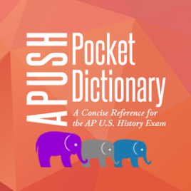 APUSH Pocket Dictionary by Stampede Learning Systems