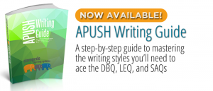 APUSH Writing Guide by Stampede Learning Systems