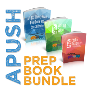 APUSH Prep Book Bundle by Stampede Learning Systems